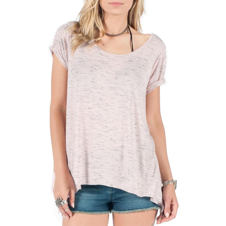 fb625599 Volcom Lived In Slub Short-Sleeve T-Shirt - Women's | evo