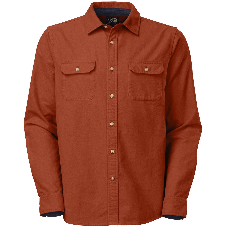 1e3fd0bde The North Face Kershaw Moleskin Long-Sleeve Button-Down Shirt | evo