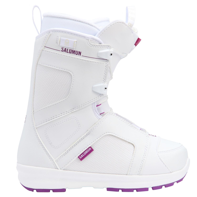 Salomon Snowboard Boot Size Chart