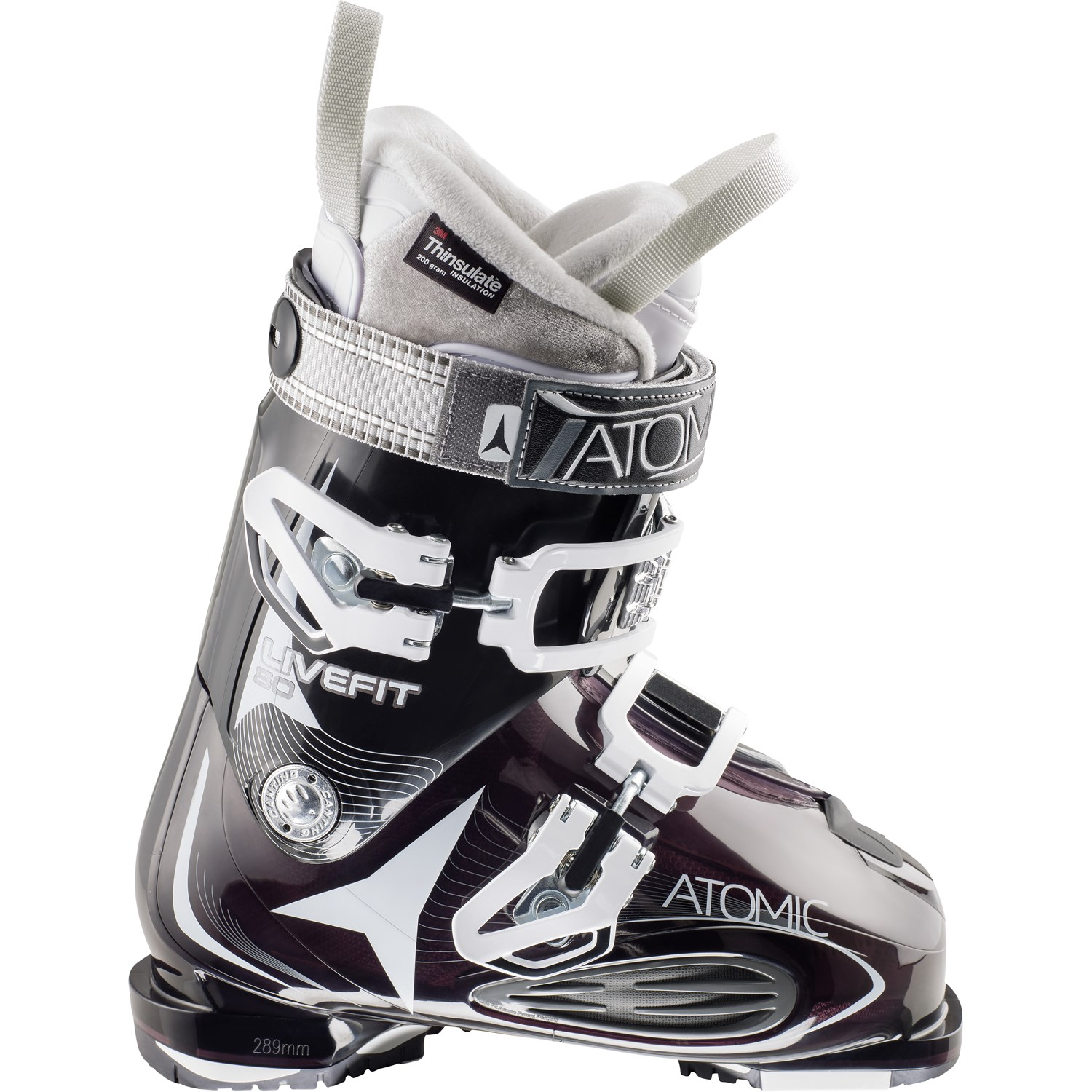 comforter rt custom skiboots our boots surefoot best are the comfortable ski