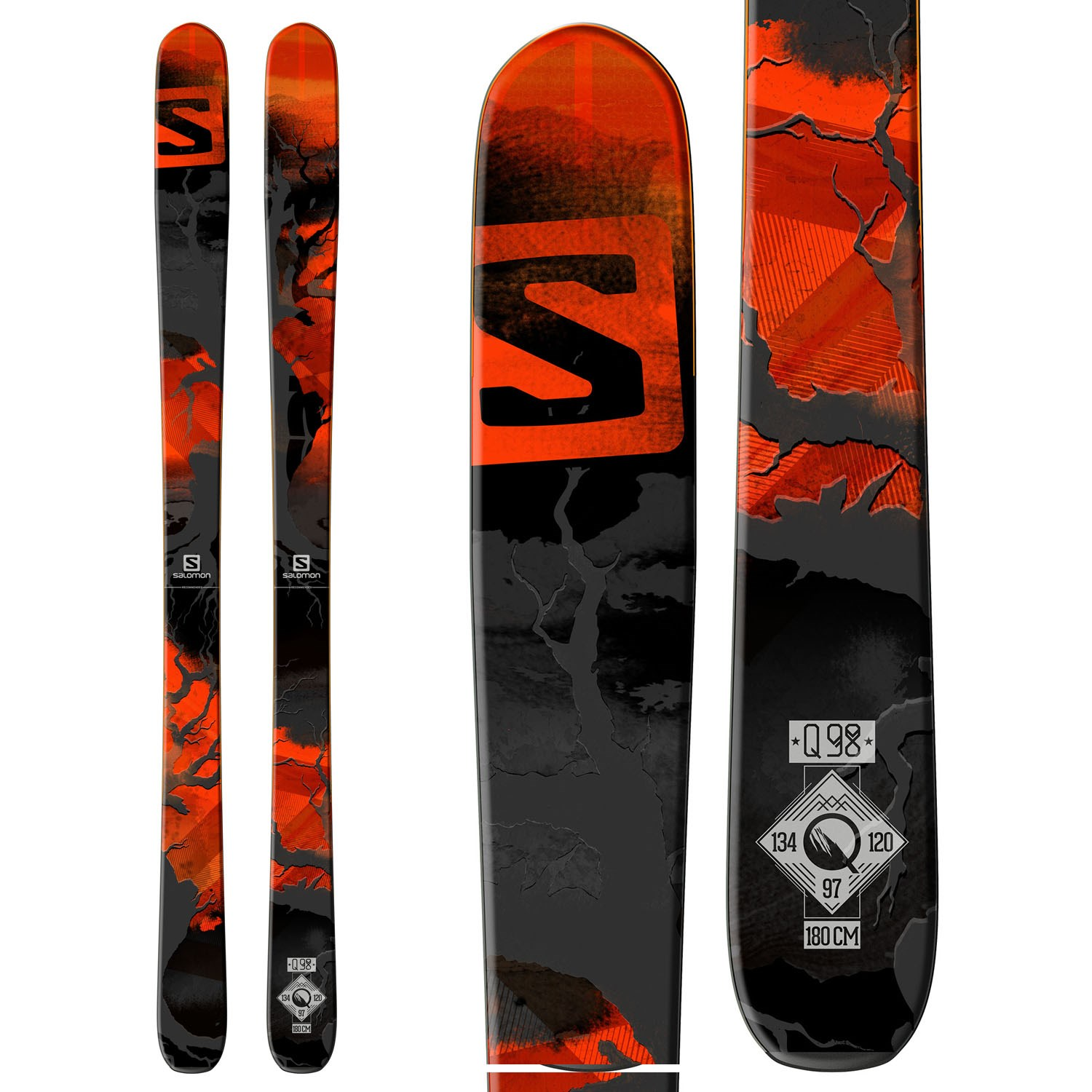 salomon ski reviews 2014