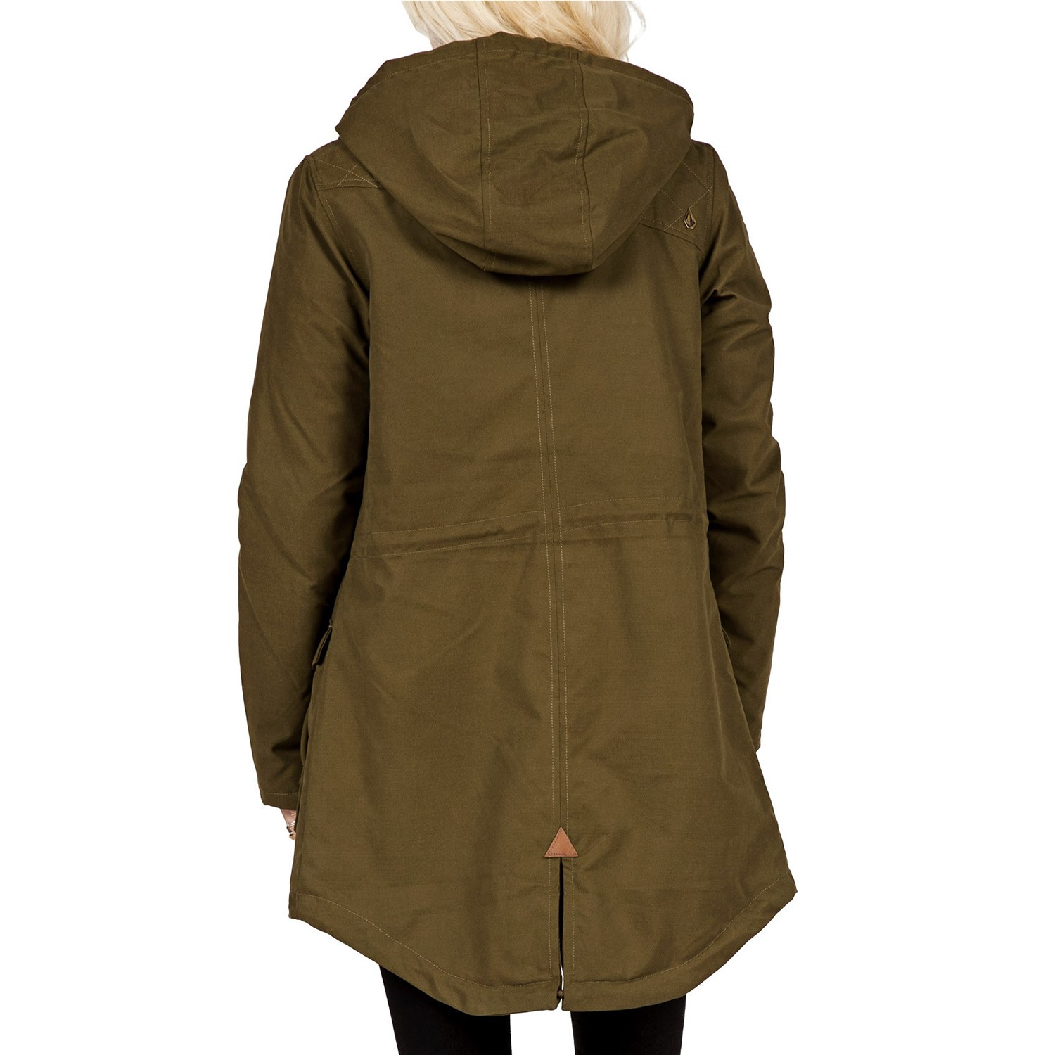 Volcom Walk On By Parka Jacket - Women's | evo
