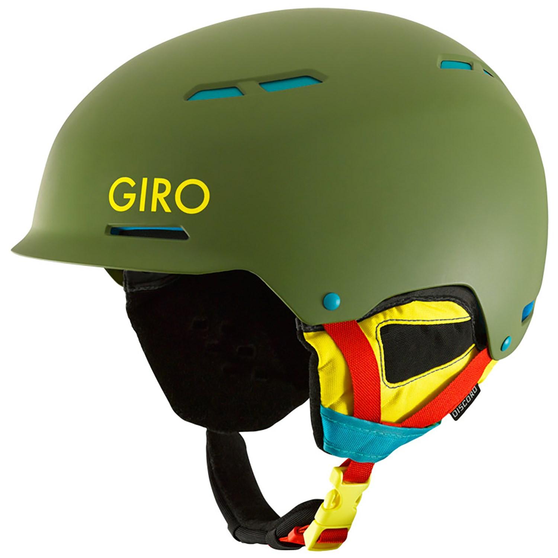 Giro Helmet Size Chart