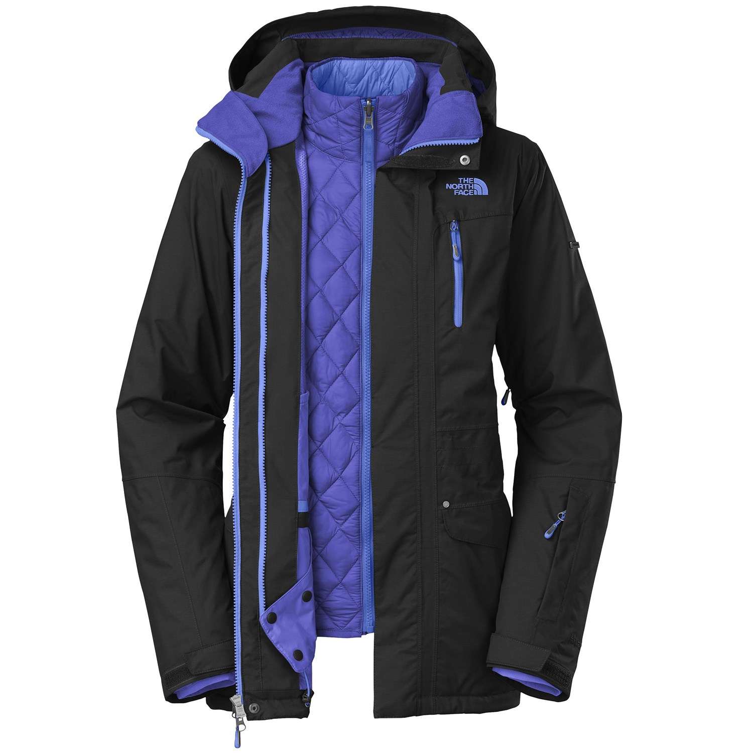 742590632 The North Face ThermoBall Triclimate Jacket - Women's | evo