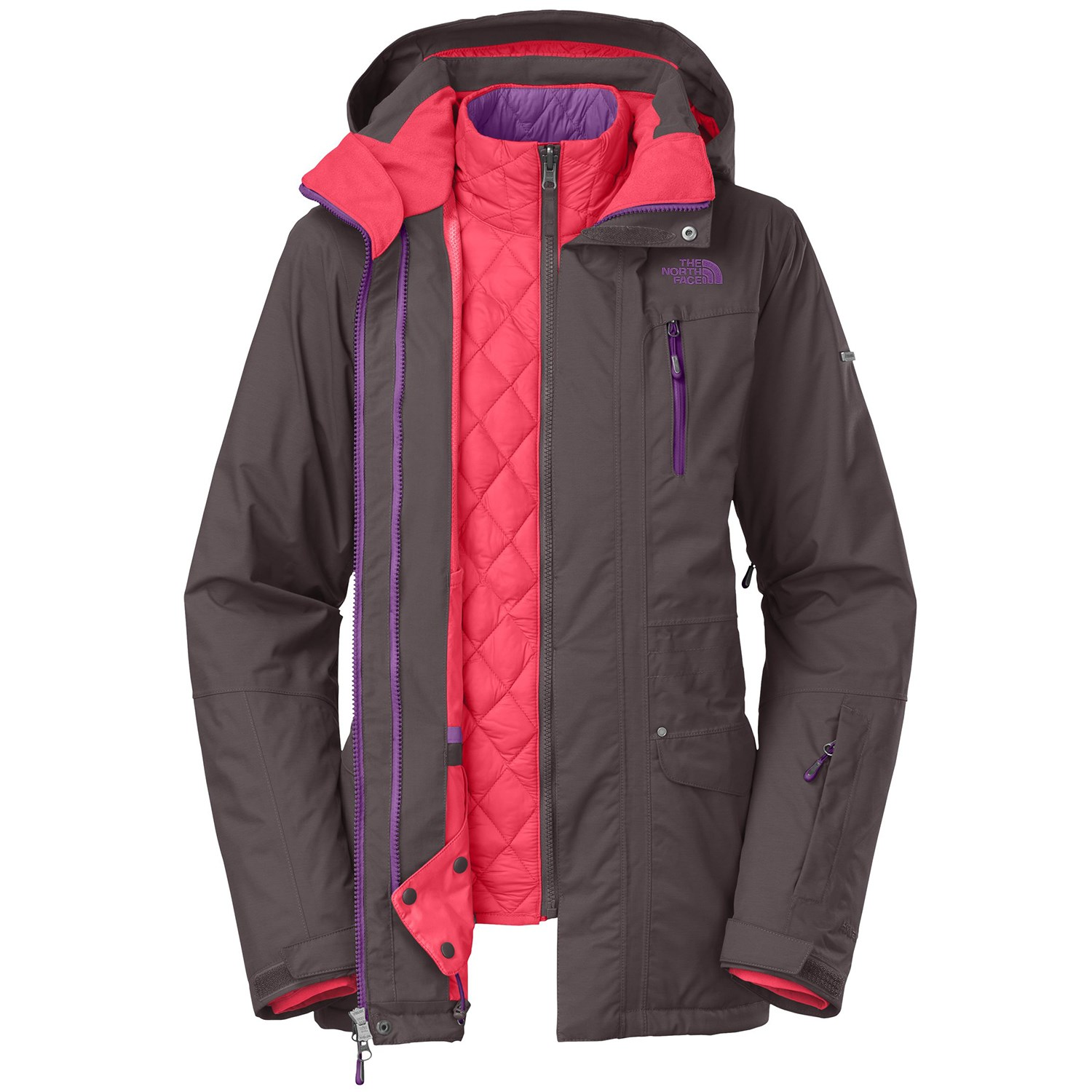Face The Triclimate Jacket Women's North ThermoBall gb6yfY7