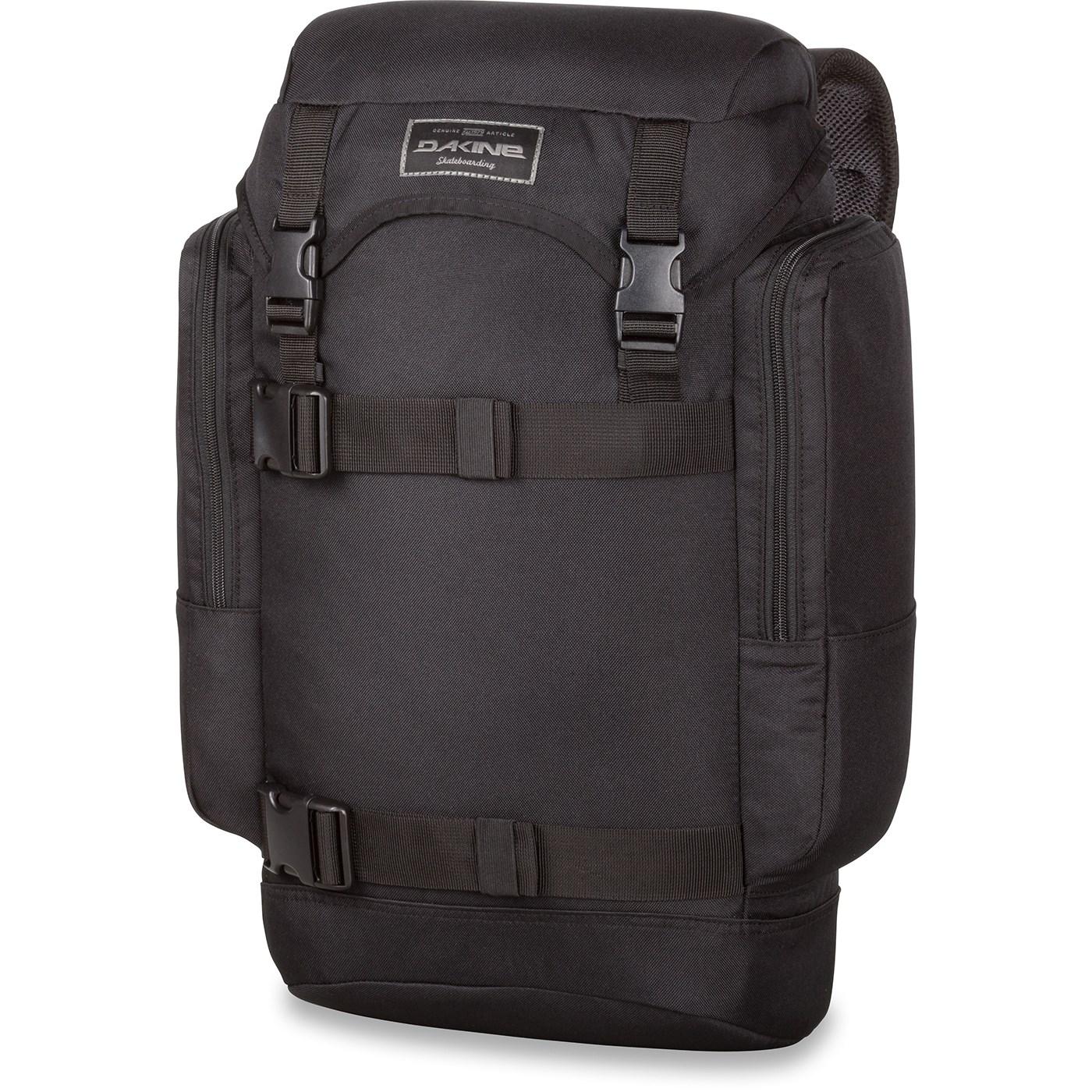 e87ed6375cbe4 Sporttaschen   Rucksäcke Dakine Rucksack Lid 26 L Liter Skateboarder  Backpack Black