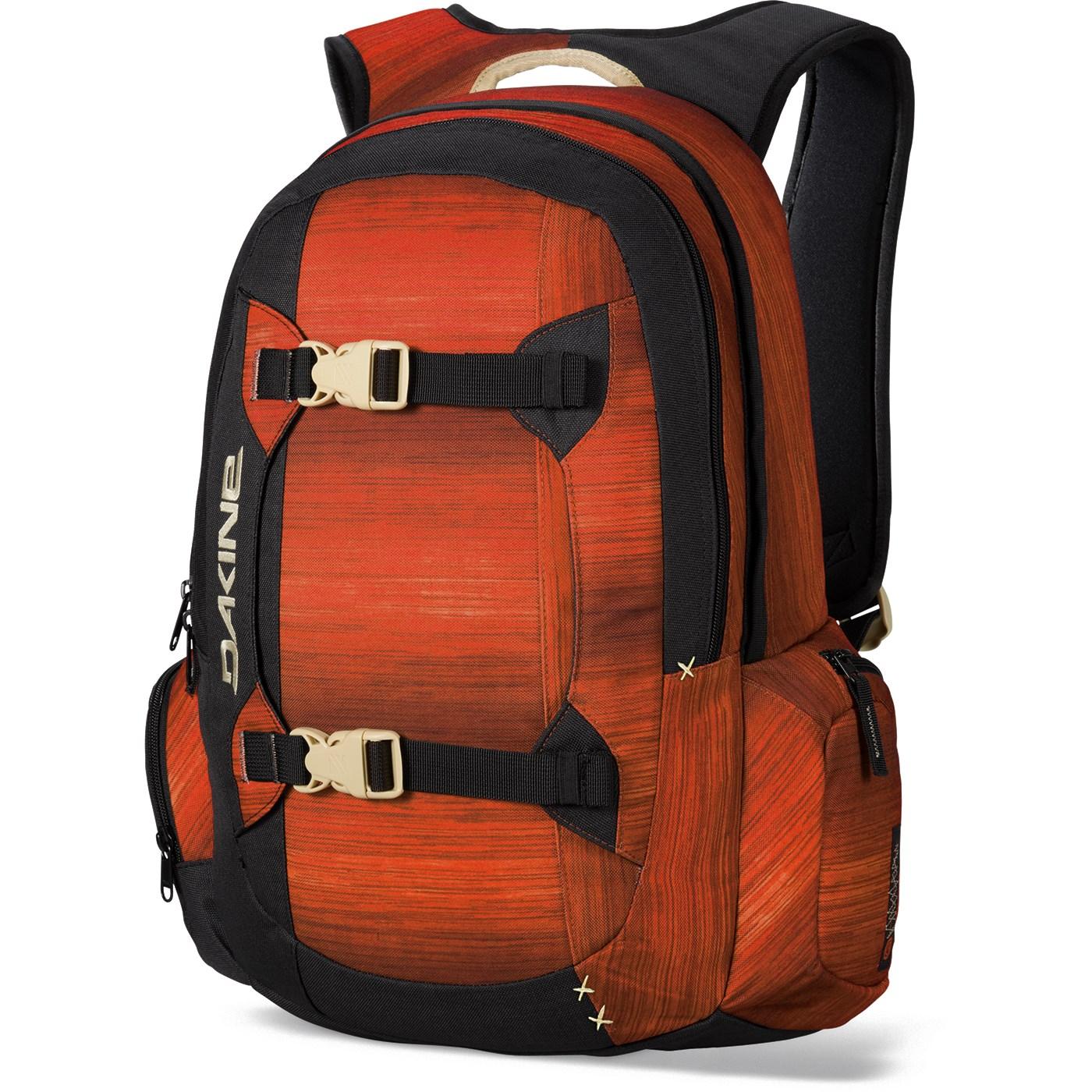 DaKine Elias Elhardt Team Mission Backpack 25L   evo outlet