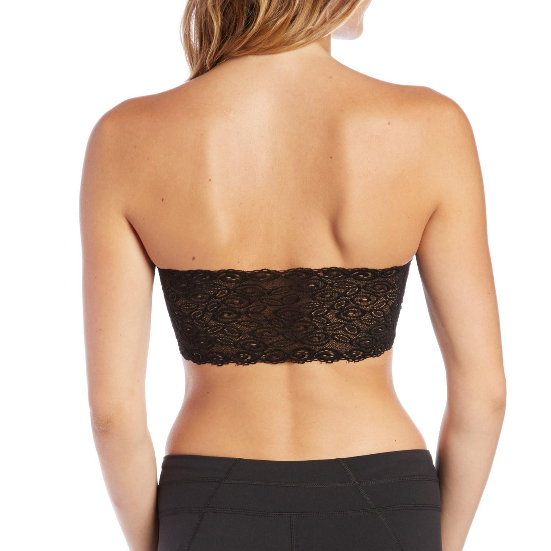 Coobie Lace Back Bandeau Bra - Women's | evo