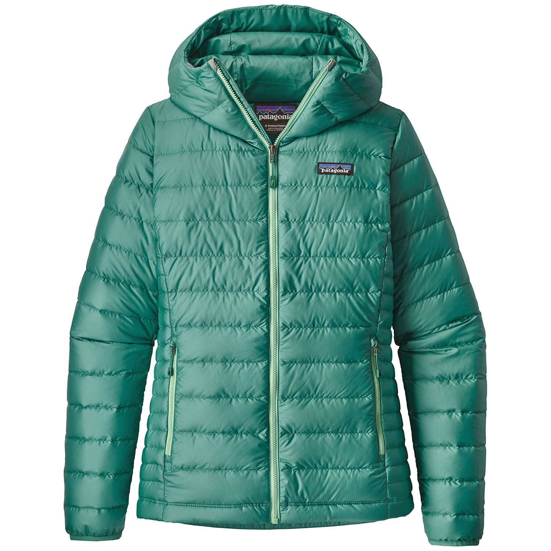 Patagonia Down Sweater Hoodie Womens Evo