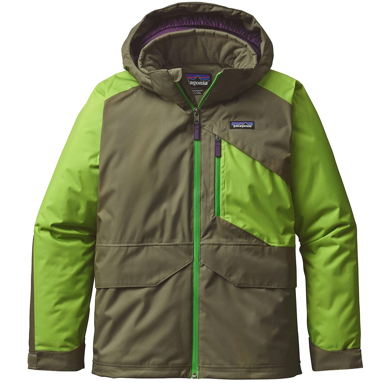 54f969f1a Patagonia Insulated Snowshot Jacket - Boys' | evo