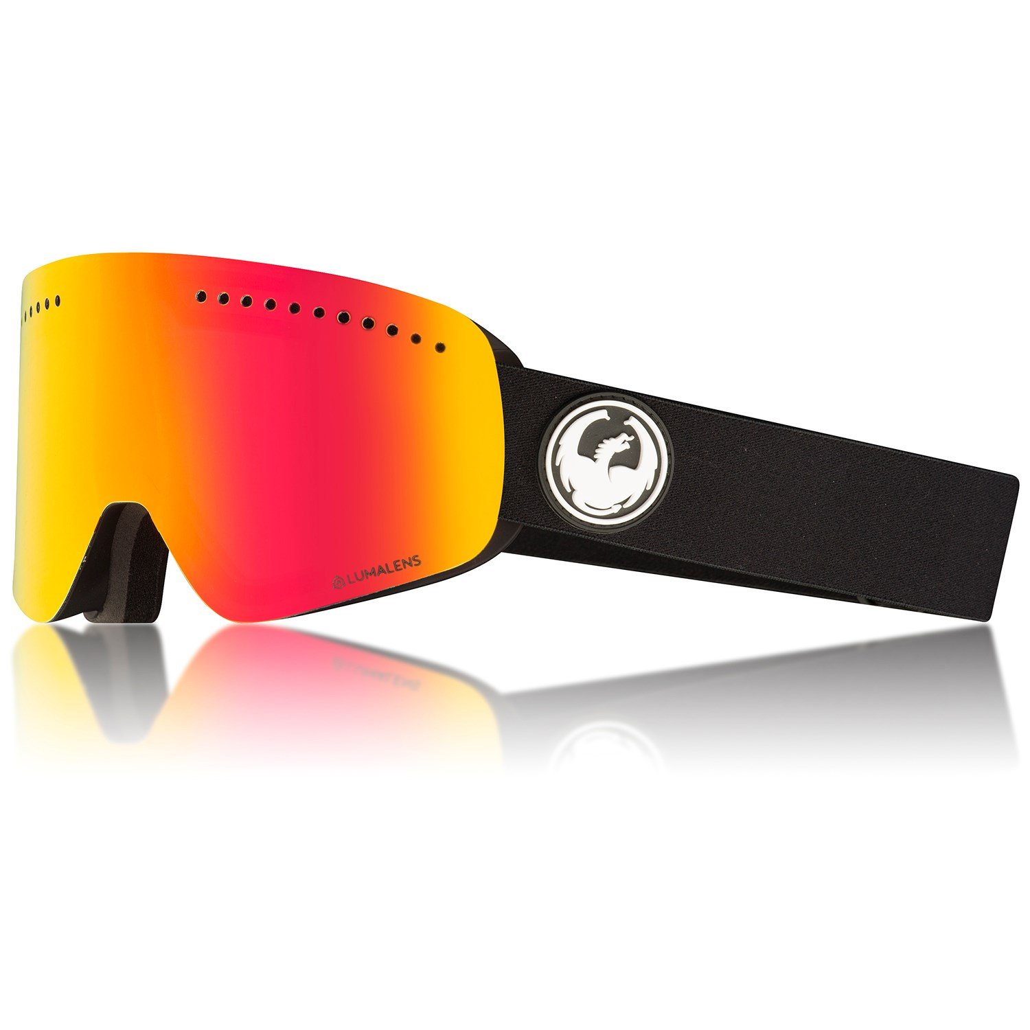 NEW Dragon NFX Goggles-Stone Red-2 Lenses-SAME DAY SHIPPING!