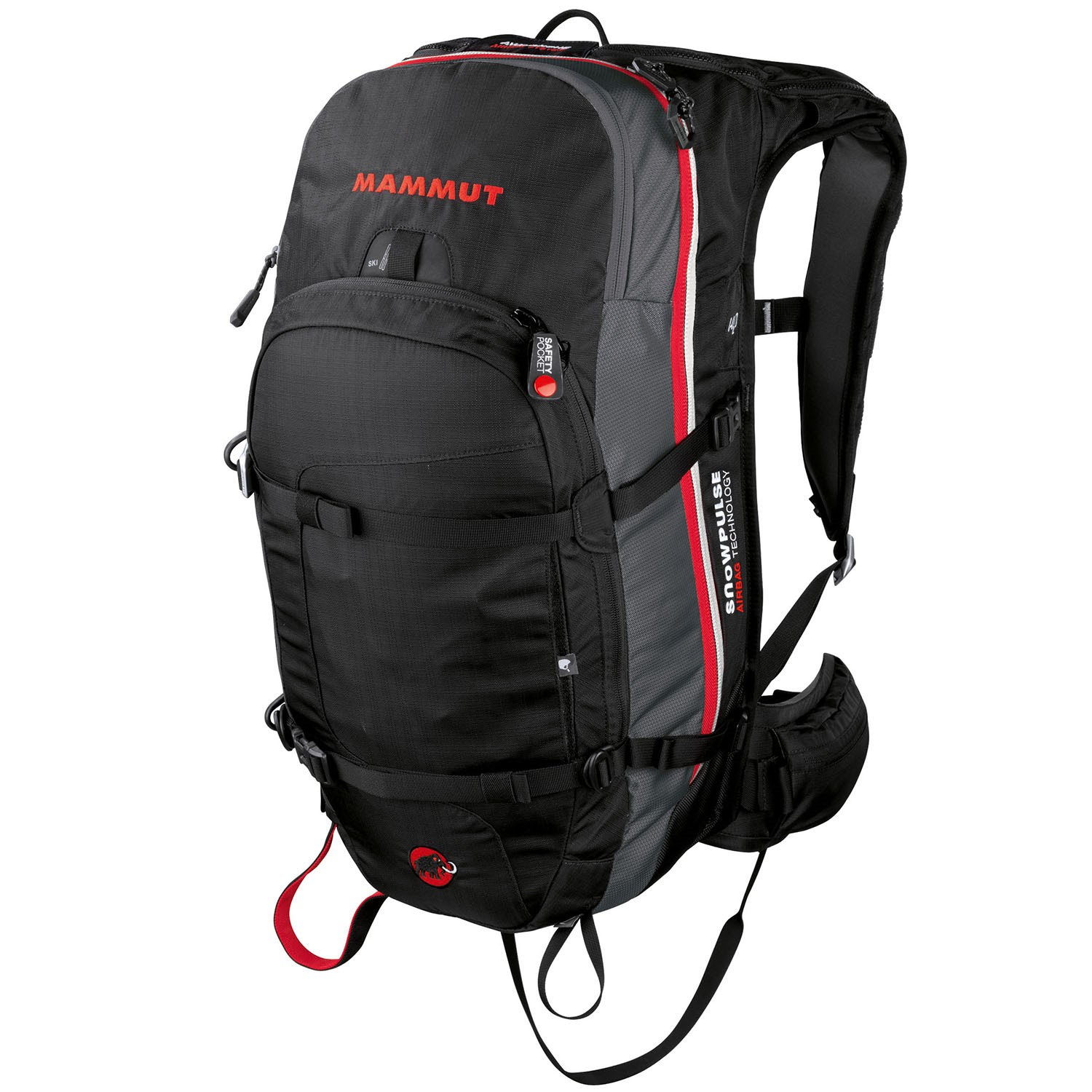 lace up in release date: how to buy Mammut Pro Protection 35L Airbag Backpack (Set with Airbag)