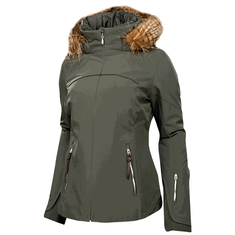 Spyder Posh Faux Fur Jacket - Women s  1ea63d2cbfa1