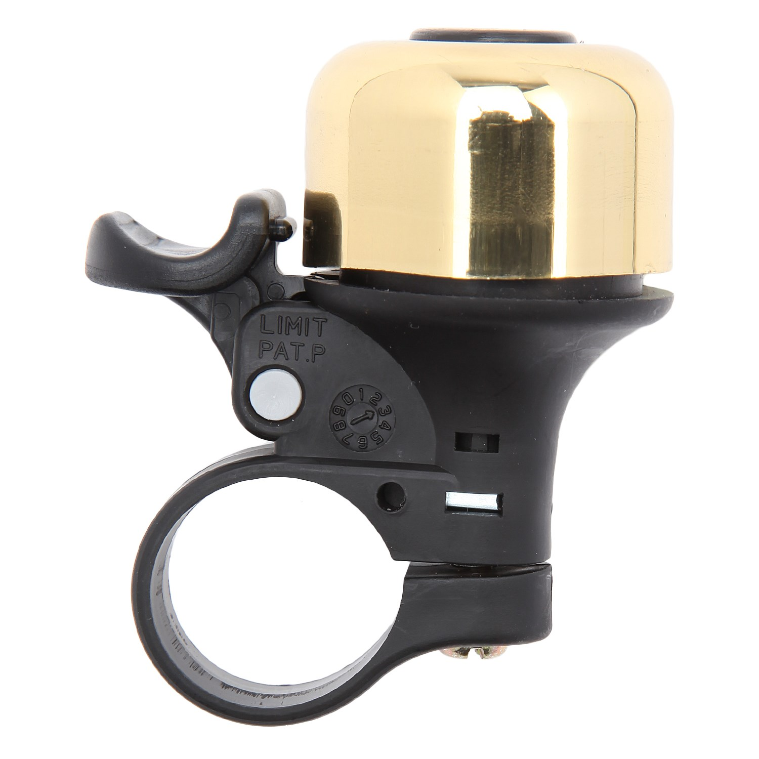 Mirrycle Brass Solo Bell Chrome