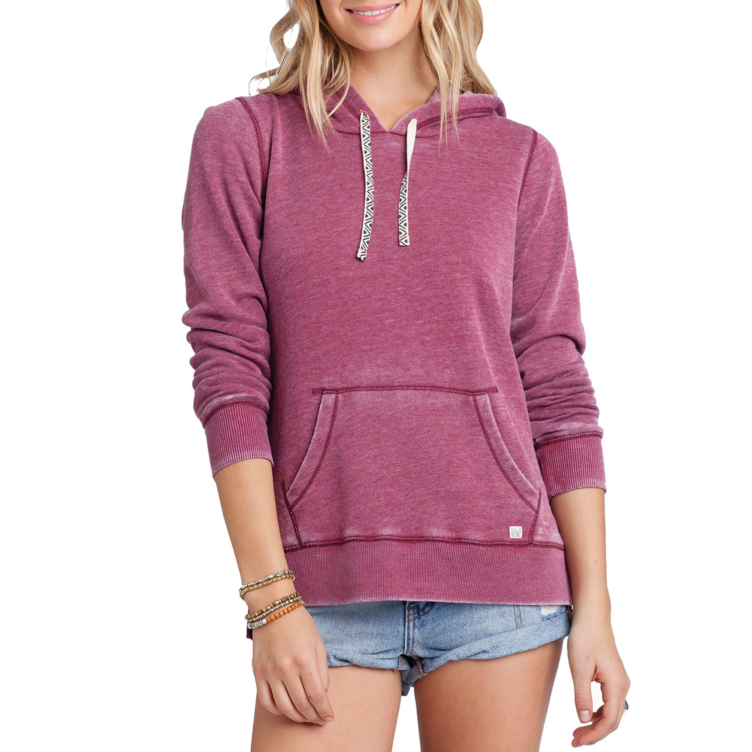 Billabong Run Down Pullover Hoodie - Women's | evo outlet