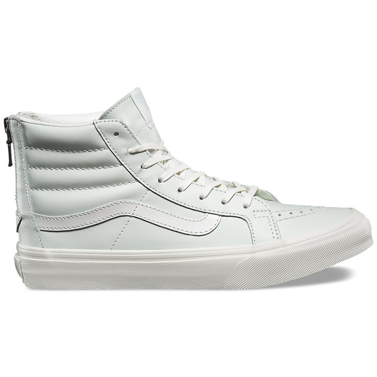 a484e5d8de Vans SK8-Hi Slim Zip Shoes - Women s
