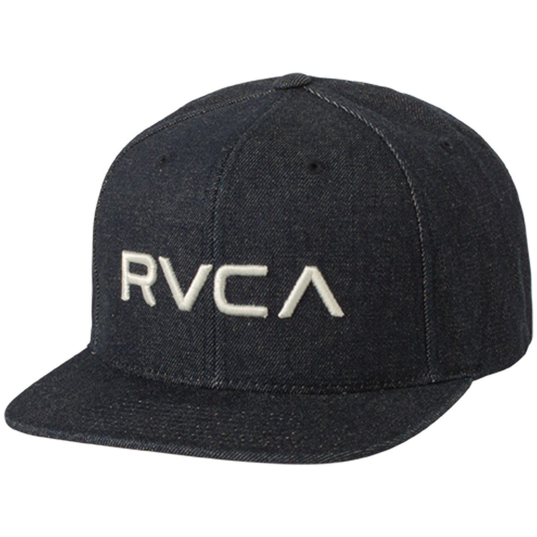 RVCA Twill Snapback II Hat  8ac76672c6b