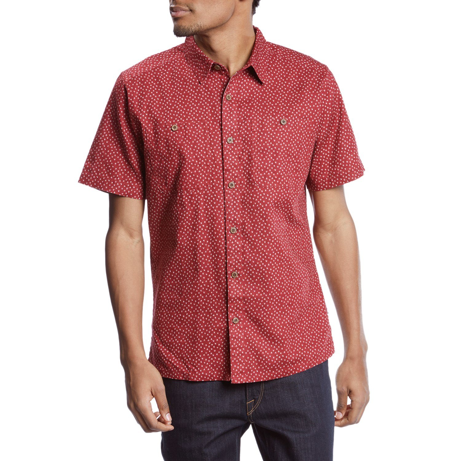 Patagonia Back Step Short-Sleeve Button-Down Shirt | evo