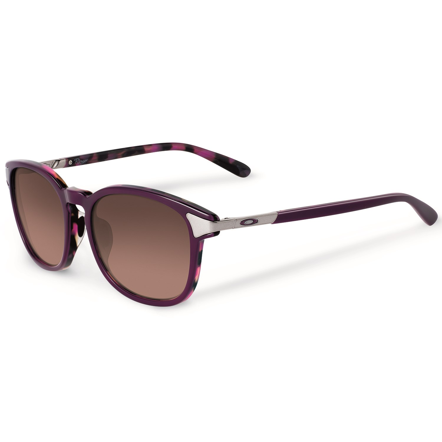 oakley sunglasses for womens  oakley ringer sunglasses women s purple mosaic g40 black gradient