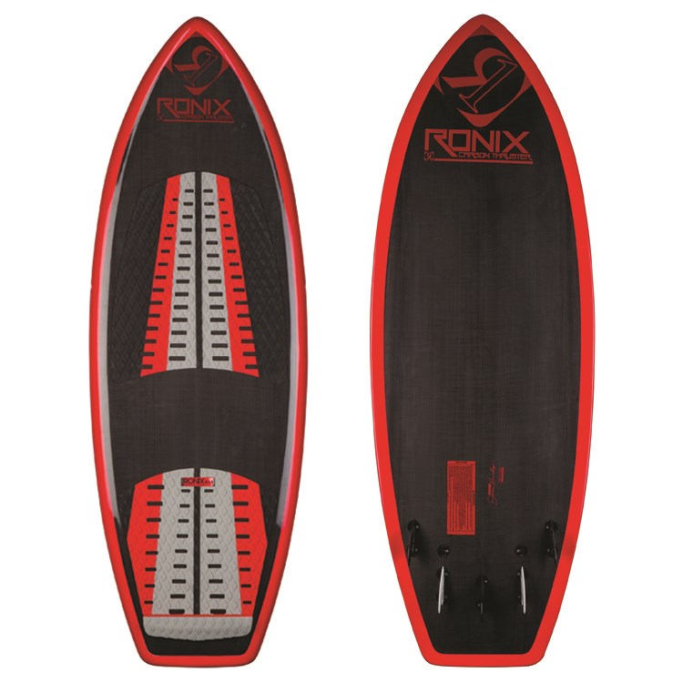 Ronix Carbon Thruster Wakesurf Board 2015 | evo outlet