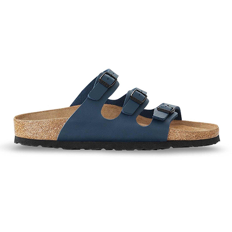 6c17a07940 Birkenstock Florida Birkibuc Soft Footbed Sandals - Women s