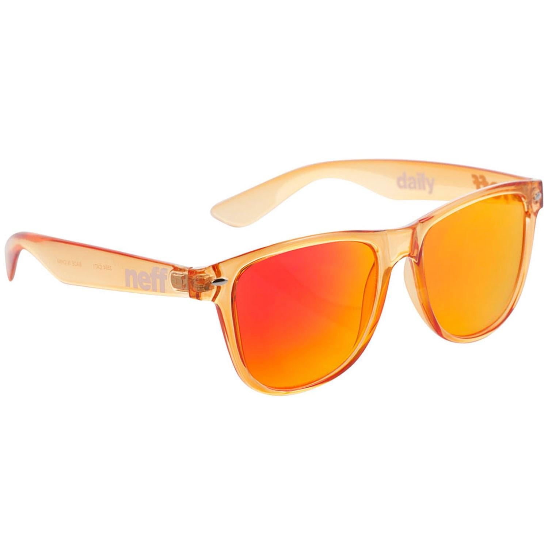 Neff Daily Ice Sunglasses Orange RMhXTQg2Iz