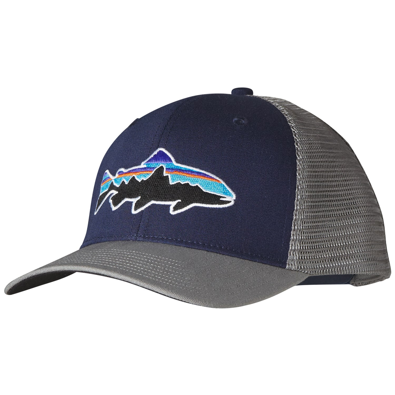 a4b982fc192ae Patagonia Fitz Roy Trout Trucker Hat