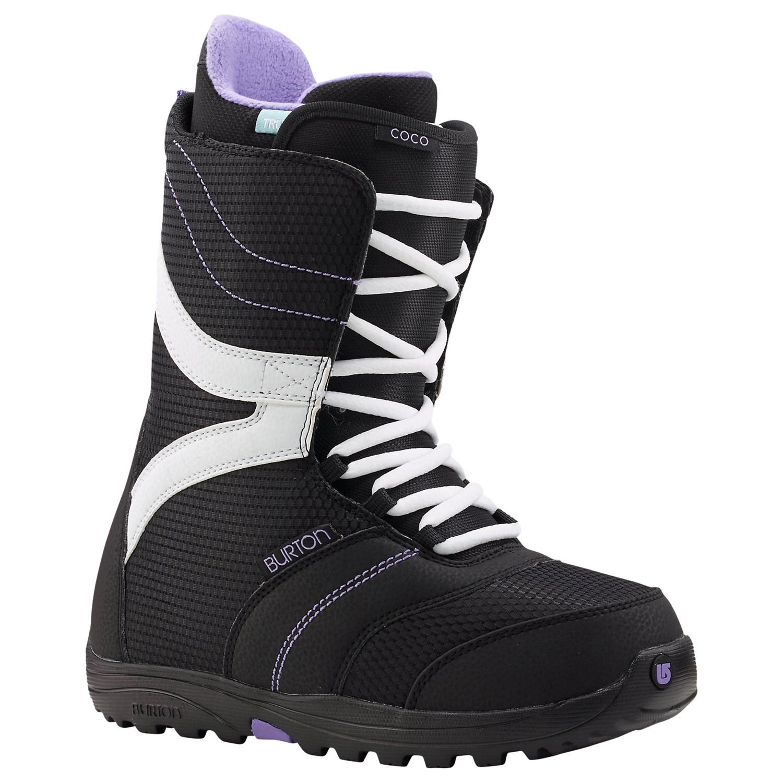 Burton Coco Snowboard Boots Women S 2015 Evo