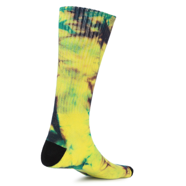 baf0718f8b Vans Tie Dye Crew Socks