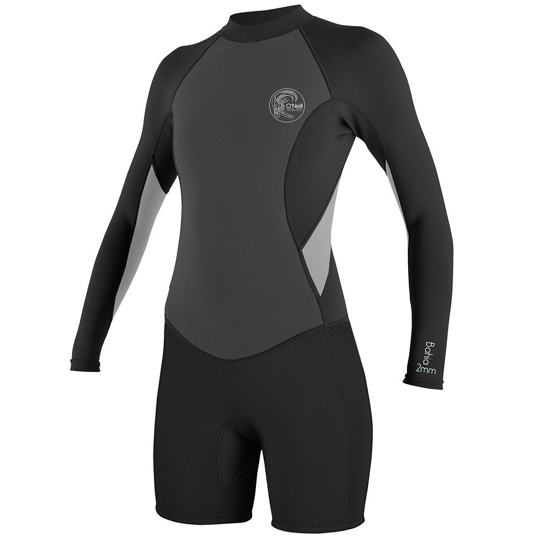 o neill bahia long sleeve spring wetsuit women s black black lunar women's o'neill wetsuit size chart,Oneill Womens Clothing Size Chart