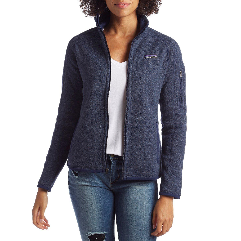 Patagonia Better Sweater Jacket Womens