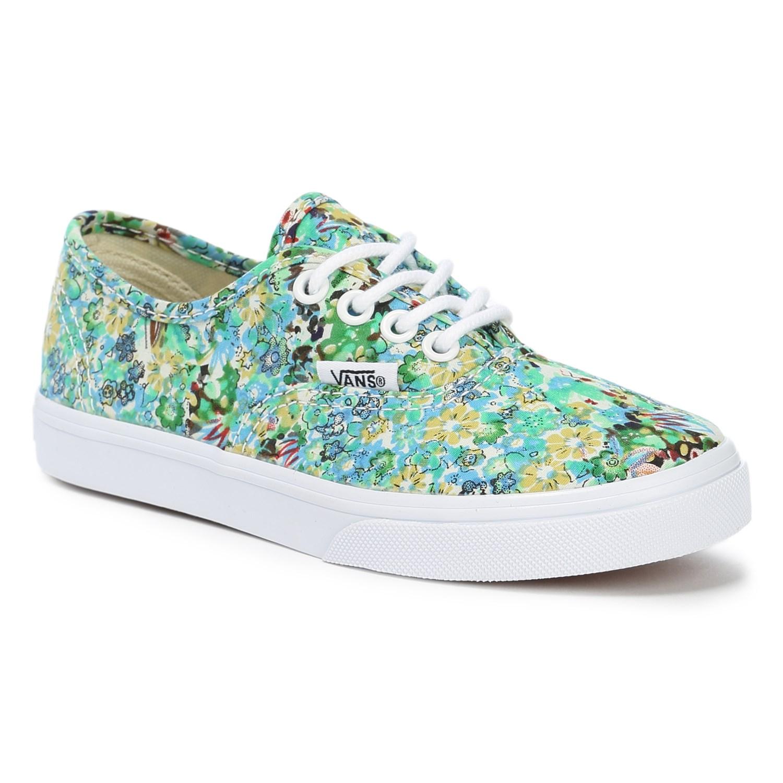 vans ladies footwear