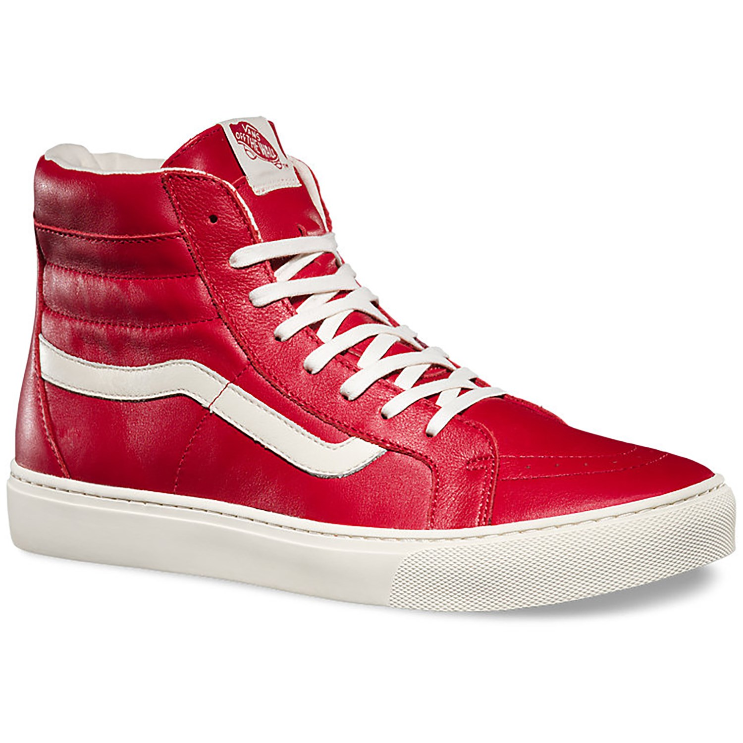 4ef2cfe8cab Vans Sk8-Hi Cup Leather CA Shoes - Women s