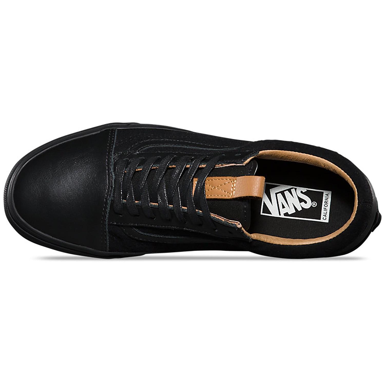 69ec8aa982 Vans Old Skool Reissue CA Leather   Wool Shoes