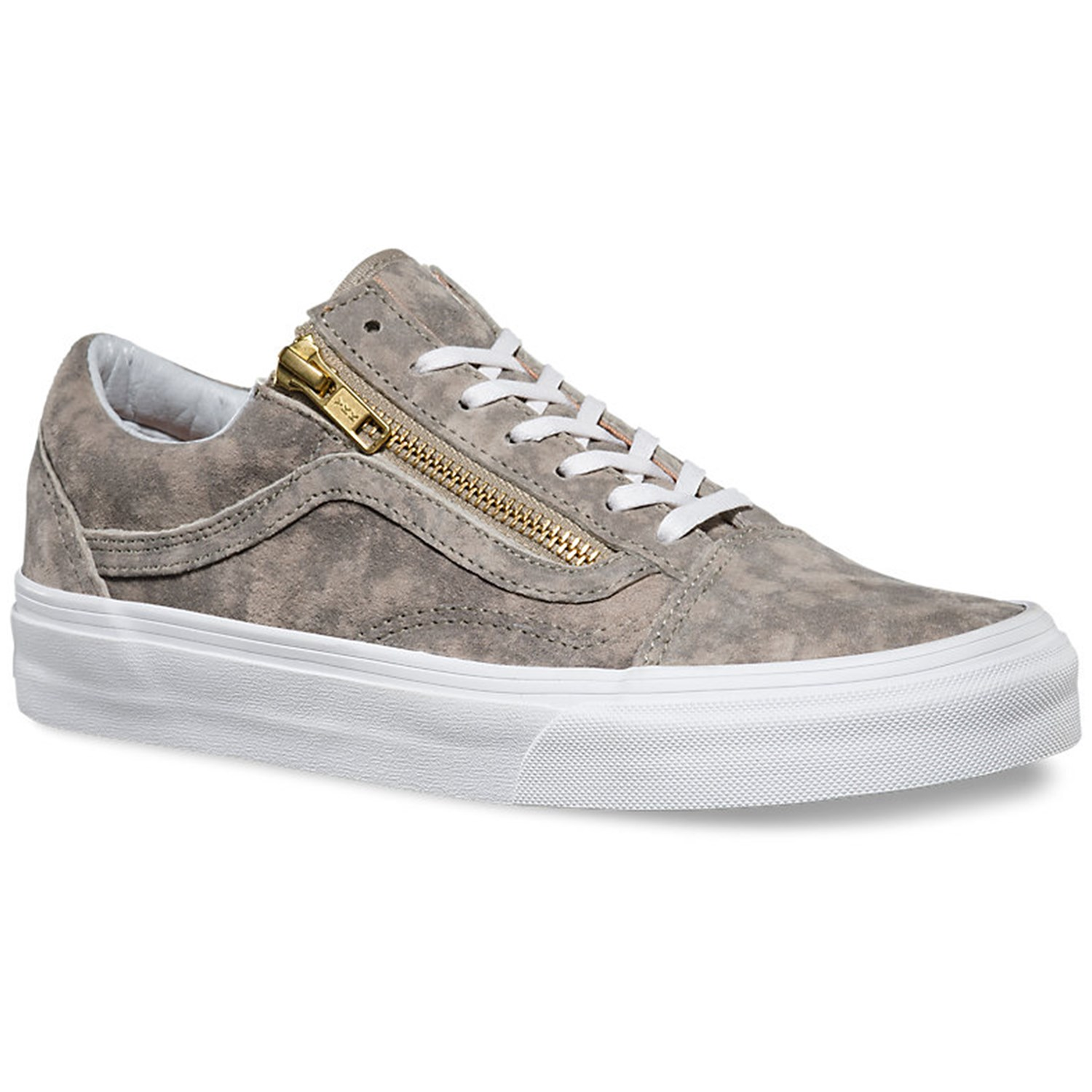 Vans Old Skool Zip Suede Shoes - Women s  3c48843ce5