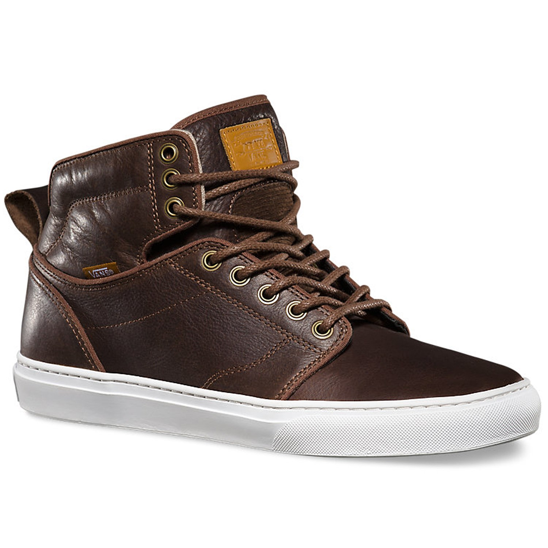 Buy vans shoes leather b1b04766f