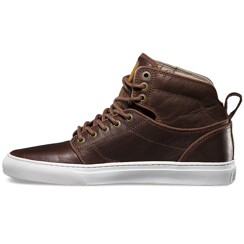 67963538a47580 Vans OTW Alomar Leather Shoes