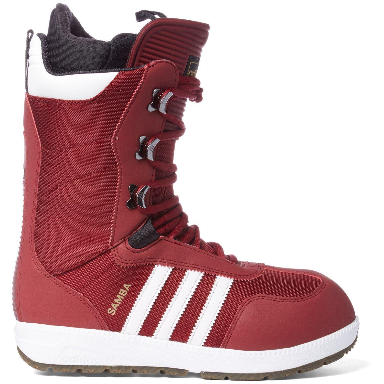adidas samba snowboard boots fit