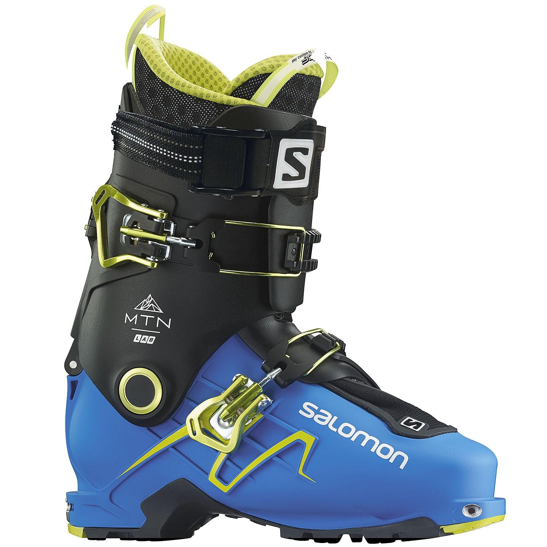 üppiges Design schnelle Farbe retro Salomon MTN Lab Alpine Touring Ski Boots 2017