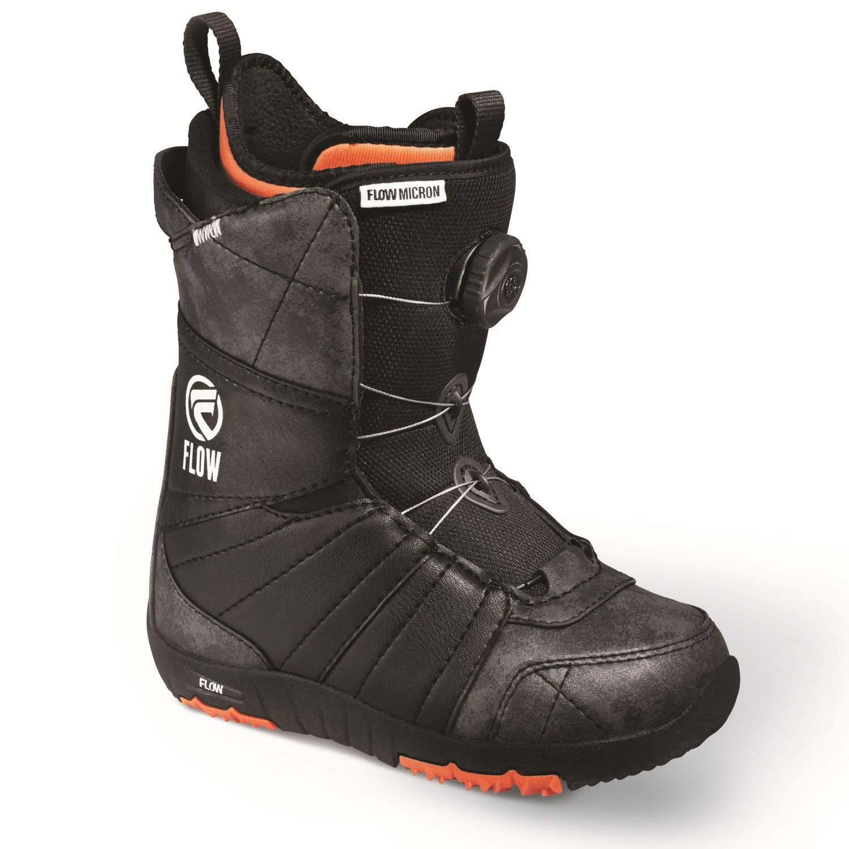 06841f3b681b Flow Micron Snowboard Boots - Kids