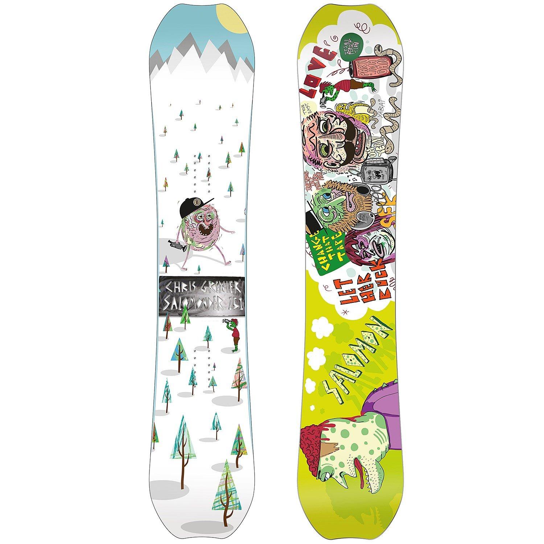 Salomon Salomonder 2.0 Snowboard 2016  ae3f725fd3
