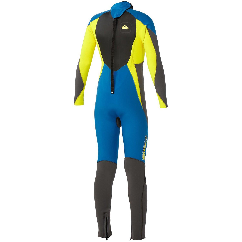 05ddacfce8 Quiksilver Syncro 4 3 GBS Back Zip Wetsuit - Big Boys