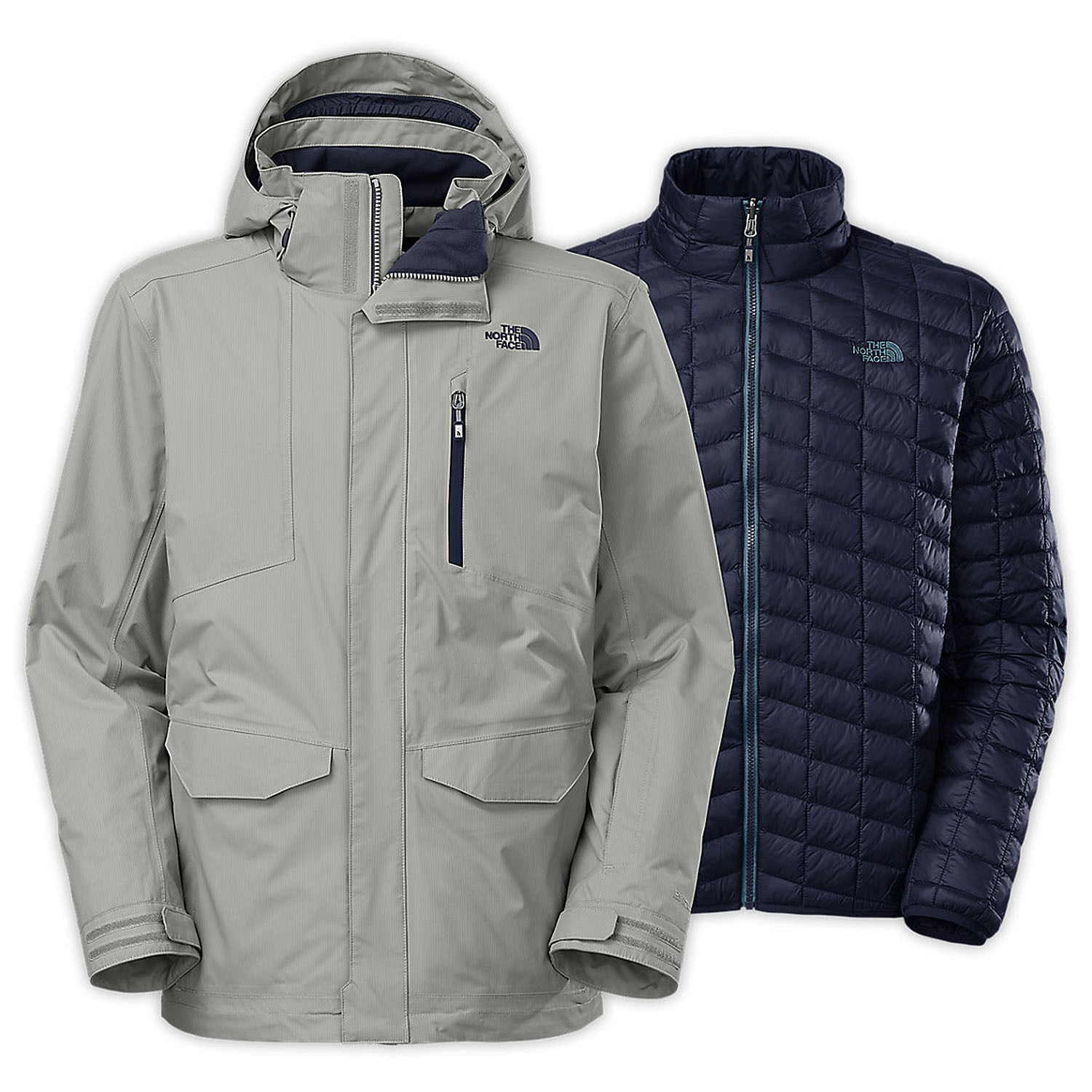 north face triclimate thermoball