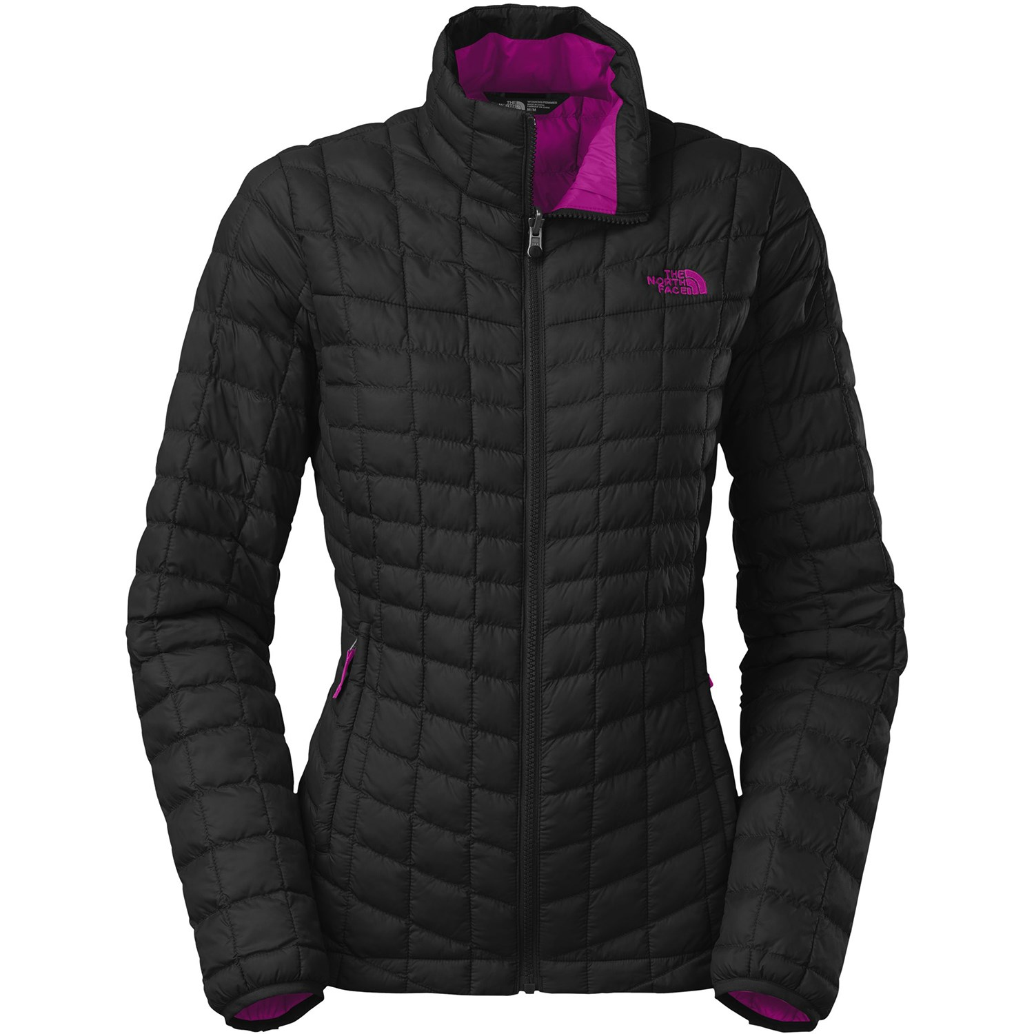 Women's thermoball snow triclimate parka cnn1