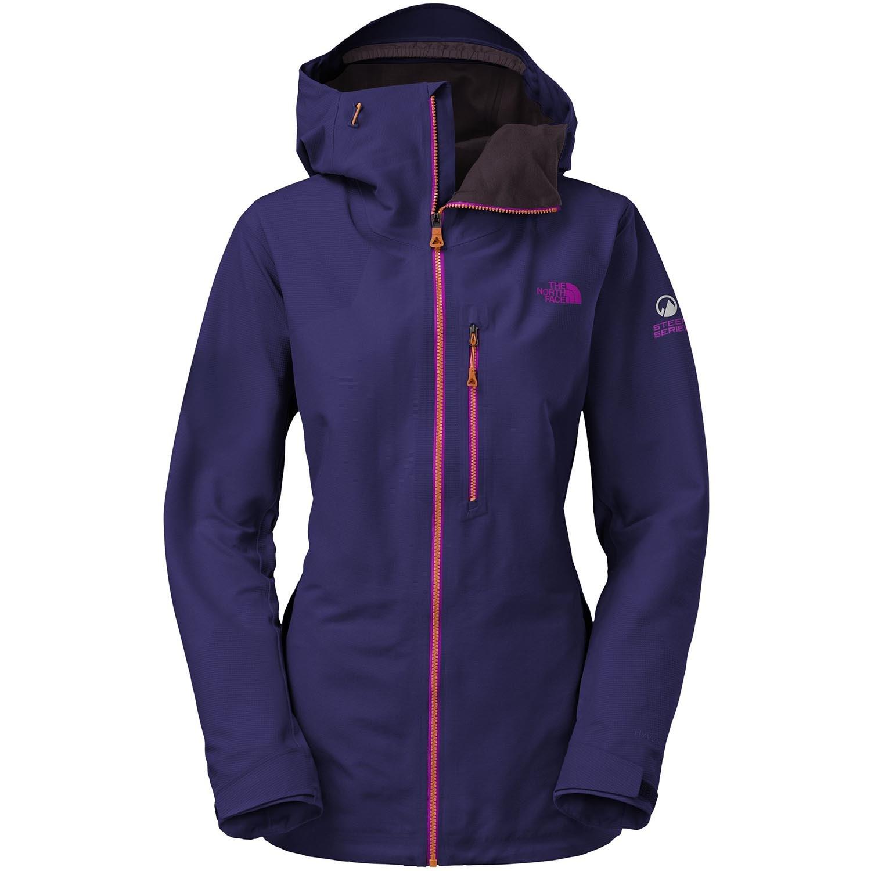 - The North Face FuseForm Brigandine 3L Jacket - Women's Evo