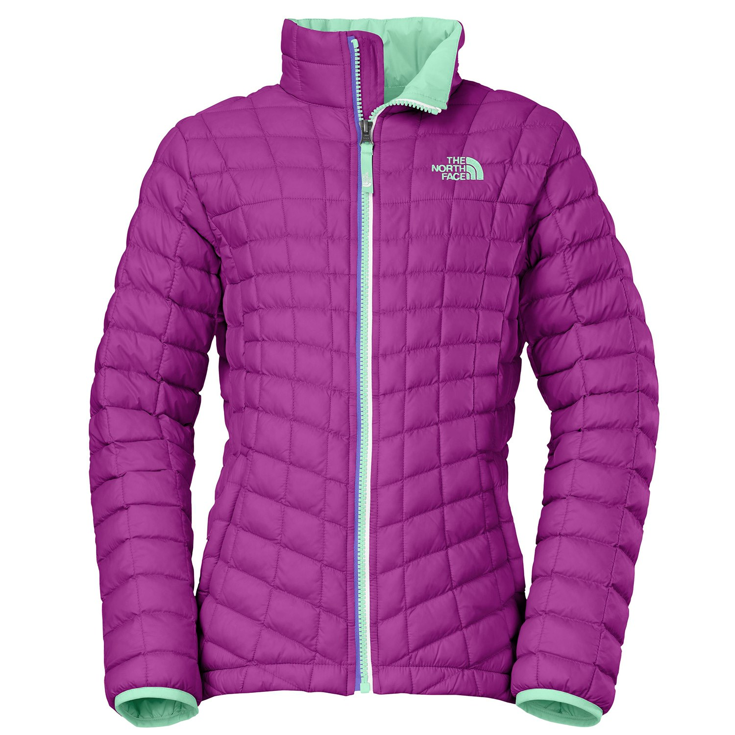6ceb50a4e The North Face ThermoBall Full Zip Jacket - Girls' | evo