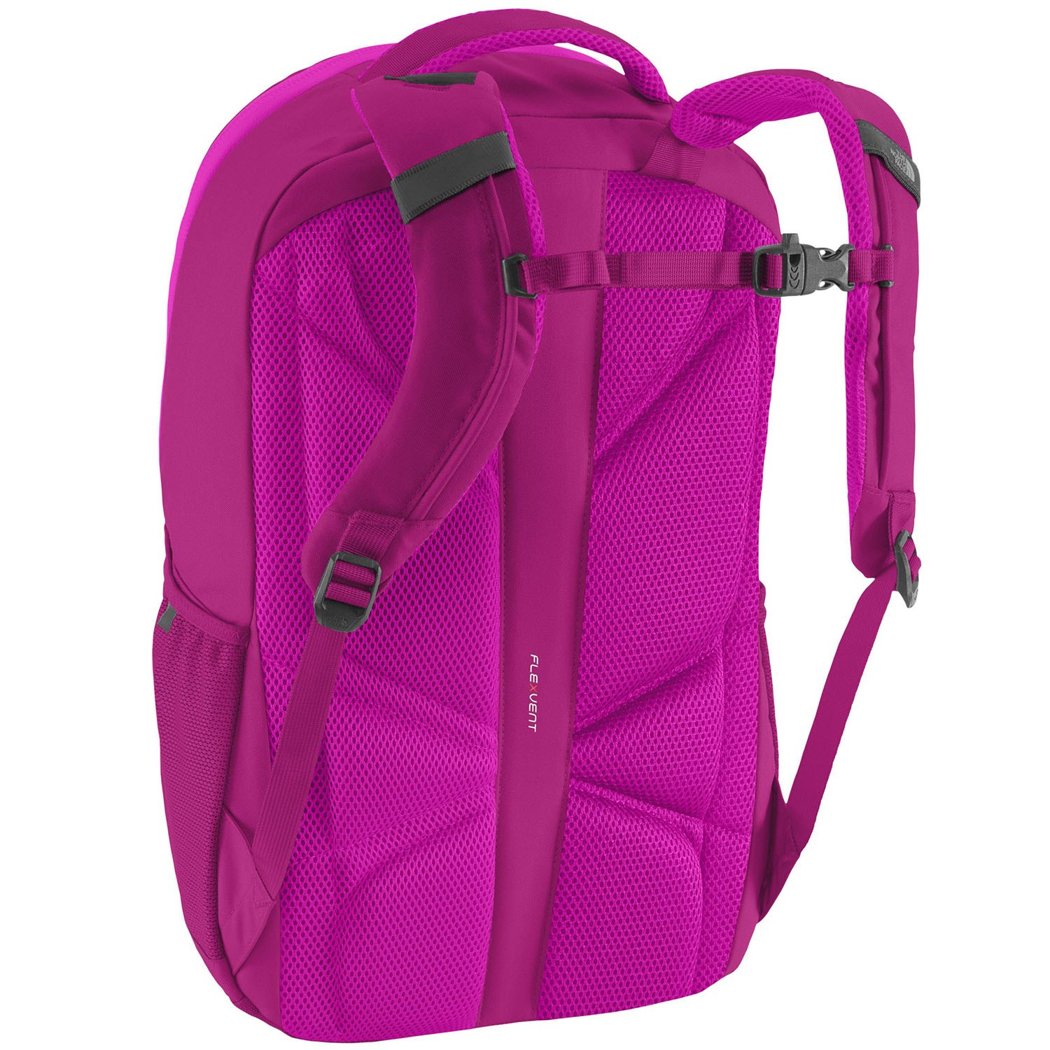 a360537765c The North Face Borealis Womens Backpack Garnet Purple   The Shred Centre