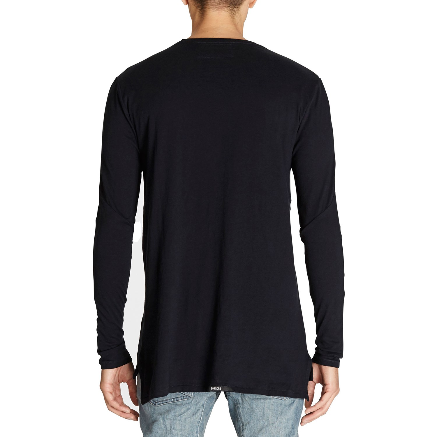 t shirt with long back a3837874521
