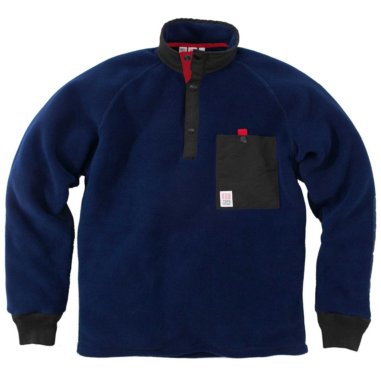 Topo Designs Fleece Jacket | evo