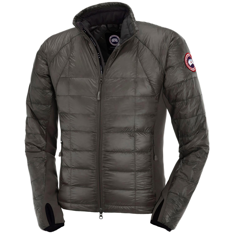 canada goose hybridge lite jacket graphite